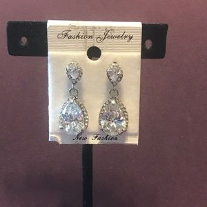 New rhinestone earrings.  2/$14 Sale